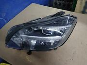 12 13 14 Mercedes Cls550 Left Headlight Led W/o Night Vision