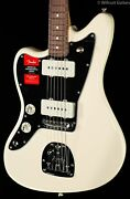 Fender American Professional Jazzmaster Olympic White Left-handed