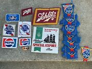 Beer Soda Patch Old Style Pabst Aandw Diet Dr Peer Schlitz Patch Pepsi
