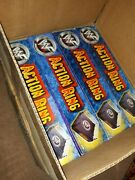 Case Of 4 Wwf Action Ring Lot Of 4 Sealed