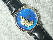 Disney Pocahontas Fossils Wrist Watch Collector Club Limited Series V 5464/7500