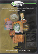 Dvd Pre-owned Goantiques Insider's Guide To Antiques And Collectibles Vol. 1