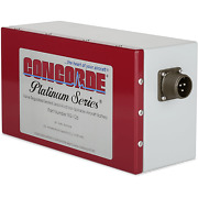 Concorde Rg-126 Aircraft Battery Free Shipping