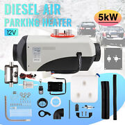 Air Diesel Parking Heater 12v 2kw-5kw Lcd Switch For Rv Trailers Trucks