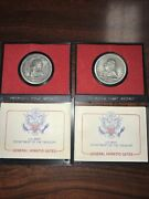 2 General Horatio Gates Us Mint Americas First Medals Pewter Collection