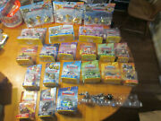 Lot 34 Skylanders Superchargers Different Set Almost Complete Buzz Wing Kaos ++