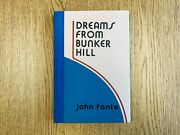 Dreams From Bunker Hill - John Fante - Signed 1st Edition Black Sparrow Press