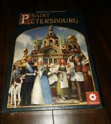 New Saint Petersburg Board Game French Edition 2014 - Z Man Games