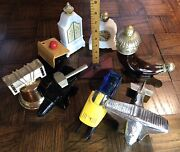 Vintage Collectible Perfume Bottles By Avon