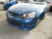 Honda Rsx Type R Rhd Front End Front Clip Acura Rsx Type R Dc5 Bumper Lip Hid