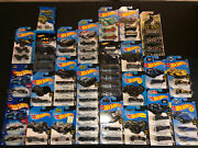 Hot Wheels Batman First Editions 1989 Tv Series Zamac Brave And The Bold Lot Of 48