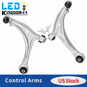 2x Front Lower Aluminum Control Arm Ball Joint Kit For 2005-2010 Honda Odyssey