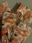 Lot Of 6 New Orb Odditeez Sweet Shop Scented Puzzle Erasers Blind Packs 2 Per Pk