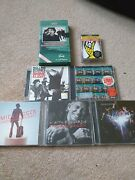 Mixed Lot Of Rolling Stones Cd, Vhs And Cassette Vg-vg+
