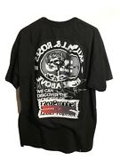 Wobf Shirt Skulls And Roses And 12 Oz Prophet Collab Size Large