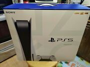 Sony Playstation 5 Trusted Oregon Seller-sealed Ps5 Console-fast Shipping