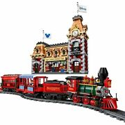 Lego Disney Train And Station Set 71044 New In Box