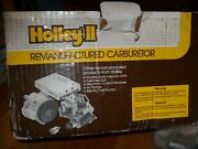 New Remanufactured Holley Carburetor Fits 80and039s Ford / Mercury 6 - Cylinder