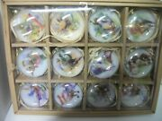 Trimsetter By Dillardand039s 12 Days Of Christmas Ornaments Nib Complete Set