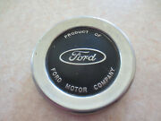 Original Ford Car - Product Of Ford Motor Company Car Badge - - -