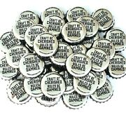 Silver Duclaw Beer Bottle Cap Lot Washed Craft Be Cherished. Rules Be...