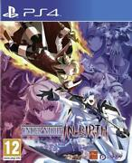 Under Night In-birth Exe Late [cl-r] Ps4 Sony Playstation 4, 2019 Brand New