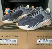 Adidas Yeezy Boost 700 Magnet 2019 4-7 10.5 New Ds Kanye West Wave Runner Tephra