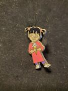 Disney Boo 1 Pin Trader's Delight Ptd Le 300 Dsf Dssh Gwp Monsters Inc. Wdi Wdw