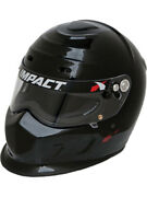 Impact Racing Helmet Champ Full Face Head And Neck Black X-small 13020210