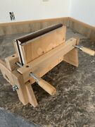Wooden Book Press Complete Set Laying Press Finishing Press With Boards