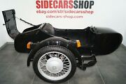 Ural Sidecar Compatible With Motorcycle Bmw Indian Harley Davidson Honda Triumph