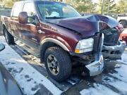 Motor Engine 6.0l Vin P 8th Digit Diesel From 09/23/03 Fits 04 Excursion 858838