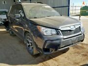 Automatic Transmission Cvt 2.0l Turbo Fits 16-17 Forester 849716