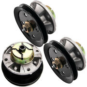 3x Mower Deck Spindle Assembly For John Deere 260 265 320 325 335 345 425 445