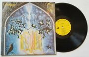 Oregon Band Real Hand Signed Moon And Mind Vinyl Record Coa By Ralph Towner +