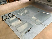 1973 Super Beetle Original Windshield Rear Right Left Side And Vent Windows