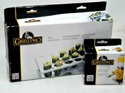 Grillpro Jalapeno Pepper Roaster Grill Racks 41555 And Green Peppers 98220