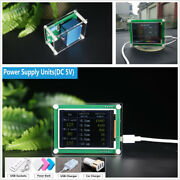 2.8 Lcd Digital Car Suv Truck Pm2.5 Detector Tester Meter Home Gas Thermometer
