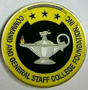 Command General Staff College Foundation Cgscf Coin / Ross Perot 2010 Leadership