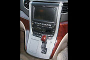 Hasepro Magical Art Leather Center Console Silver Ggh/anh20 Alphard