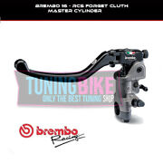 Brembo Radial Clutch Master Cylinder 16rcs For Honda Cb1100/rs/ex 17-20