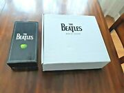 Only Set On Ebay Beatles Box Of Vision + Entire Cd Collection Free Shipping