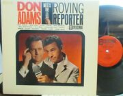 Don Adams - Meets The Roving Reporter Mono Would You Believe Tv's Get Smart