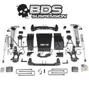 Bds Suspension 2014-2018 Chevy Gmc 1500 4wd 6 Inch Coil-over Lift Kit 710f