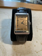 Piaget Vintage Watch 9952 Rectangle Manual Wind White Gold Case