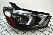2020 Mercedes Benz Gle Class W167 Right Led Headlight Oem A1679061300 Complete