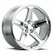Fits 20 9.5 Demon Chrome Wheels Rims For Charger Challenger 05 06 07 08 09 10