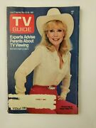 Tv Guide May 23-29 1981 Parents About Tv Viewing Barbara Eden Of Harp
