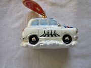The Beatles Christopher Radko A Ride Down Abbey Road Christmas Ornament New