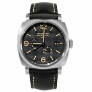 Radiomir 1940 3 Days Gmt Power Reserve Automatic Menand039s Watch Pam00628